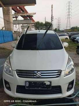 Suzuki Ertiga GX Putih Plat B, Masih Ori masih oke, Sarung Jok Ferari.