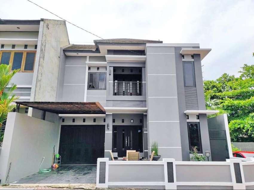 Rumah Mewah Perumahan Condongcatur Jl. Anggajaya Dekat UPN, Sleman 0