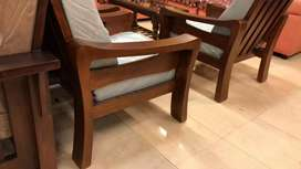 All kinds of House Hold Furnitures made out of pure TEAK Wood