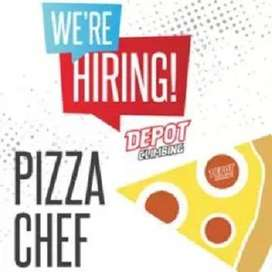 Pizza Chef Required In Quetta