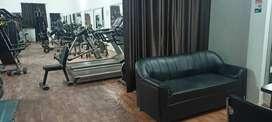 कम्पलीट gym setup.. brand new all machin with complete gym furnture