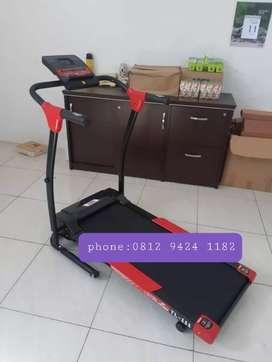 Alat olah raga // treadmil electrik TL 111 ready