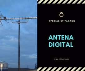 Solusi Pemasangan Sinyal Antena Tv Sindangkerta