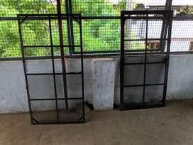 Mosquito net door.2 of them.