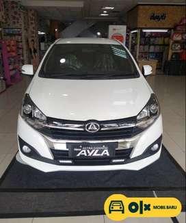 [Mobil Baru] Daihatsu NEW AYLA 2019 promo DP 13jt atau cicilan 1.5jt