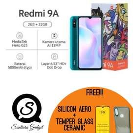 Redmi 9A baru banyak bonus bisa tukar tambah