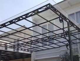 Canopy kaca kokoh awet dan bergaransi GB2121