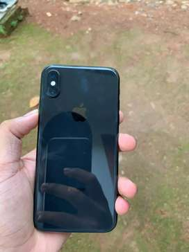 Iphone xs. 256gb balck