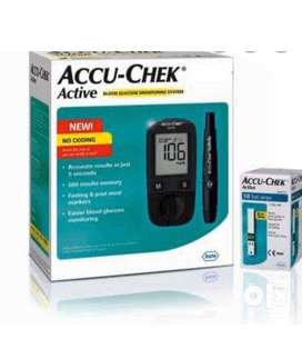Accucheck Active Glucometer