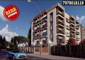 3Bhk & 2Bhk Flat For Sale Near Patia Station