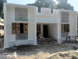 7.25 Cent land with 3 Bedroom Hiuse near Thrikkodithanam