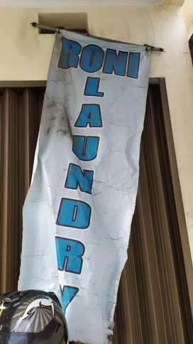 Dibutuhkan pekerja laundry