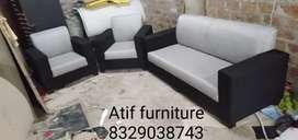New sofa sat 3+1+1