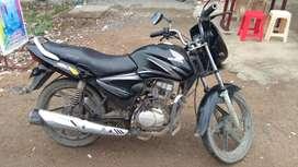CB Honda shine 2009