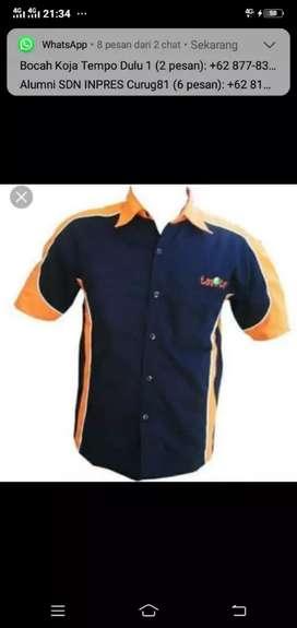 Baju Kemeja Seragam Kerja, Kantor, Instansi Murah Berkualitas