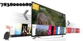 TODAY BEST DEAL OFFER 42'' SMART 4K LED TV 11299/-