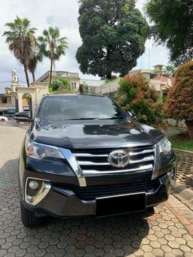 Dijual Toyota Fortuner 2.4 G Hitam Automatic A/T 2016