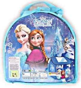 Tenda Anak model Rumah Karakter Frozen.