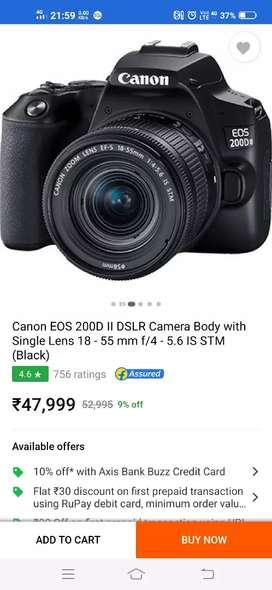 Canon200 D