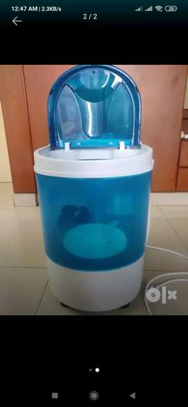 Mini Washing Machine for Sale in Excellent condition