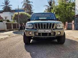 Mahindra Scorpio 2009-2014 LX BSIV, 2009, Diesel