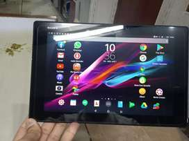 Sony Experia 10 inch Android Tablet.