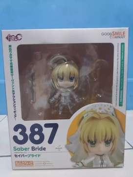Nendoroid Saber Bride Vol. 387 Original Good Smile
