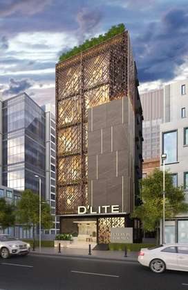 Building for rent hotel or PG Behind Manyata Tech Park