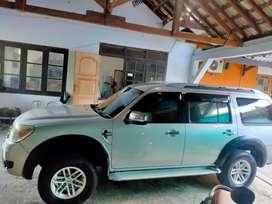 Ford Everest 2009 XLT 2.5 Diesel Manual