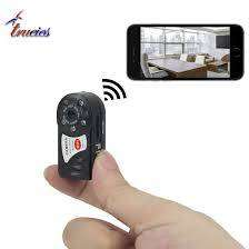 WiFi Mini Spy Audio Video Live recording HD Camera With Night Vision