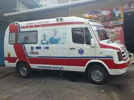 Traveller Ambulance