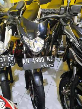 Satria fu th 2014 cash/kredit rjm