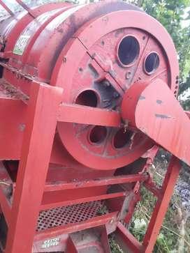Dhan jharne wala machine