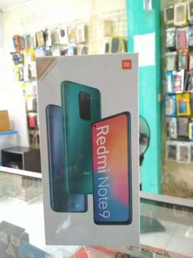 Redmi Note 9 4/64 Segel Resmi+ Bonus