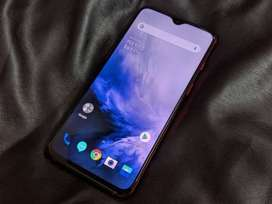 Mesmeric Product of OnePlus 7 pro available with all accessories  Cash