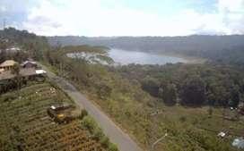 Jual tanah view danau lokasi bedugul wanagiri