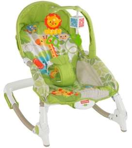 Unused brand new Fisher price baby to toddler rocker cum chair.