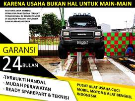 Hidrolik Cuci Mobil Thunder-X 4 Ton Gaung