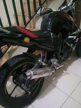 Yamaha byson 2012  istimewah
