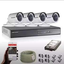 Pusat instalasi pemasangan camera CCTV murah di Bekasi Barat