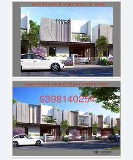 Gated community independent house only 43 lakh @ Patancheru ORR exit 3