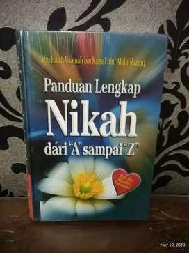 Buku Islami: Panduan Nikah, Sunnah2, Khusnul Khotimah, dll