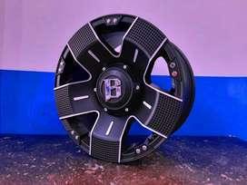 Kredit Velg Mobil Wulling Alamza, Harrier Ring 20 HSR Wheel
