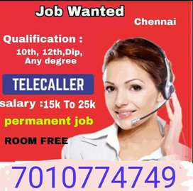 Tamil tellecaller wanted