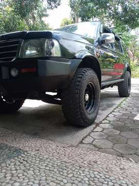 FORD EVEREST TDI MT 2006