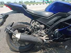 Yamaha new model R15