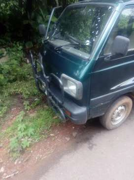 2001 model good condition Maruti Omni sale