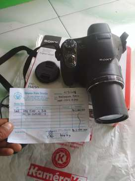 Jual Kamera Sony H-400 SUPER ZOOM
