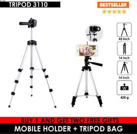 Weifeng WT3110A Tripod Universal Tripod for DSLR Camera and Mobile899