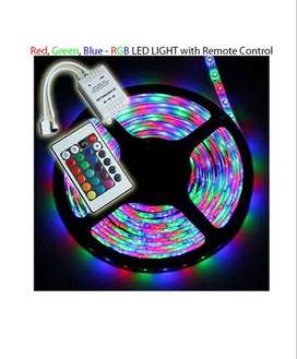 RGB STRIP LED LIGHT FOR PARTY AND FUNCTION DECORATION